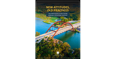 Cover of New Attitudes, Old Practices